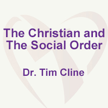 The Christian and the Social Order