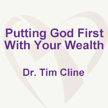 Putting God First With Your Wealth