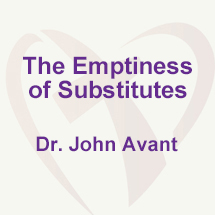 The Emptiness of Substitutes
