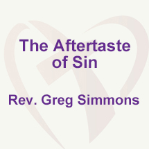 The Aftertaste of Sin